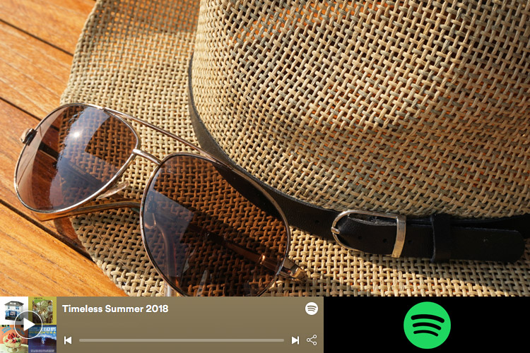 The Timeless Playlist You'll Be Listening To All Summer